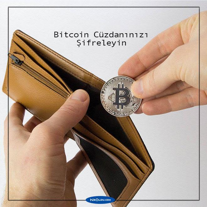 Bitcoin Cüzdan Güvenliği