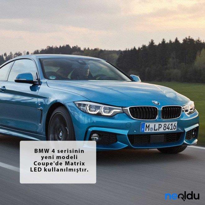 BMW 4 Serisi Coupe2020 İnceleme