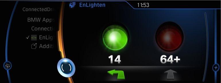 BMW EnLighten