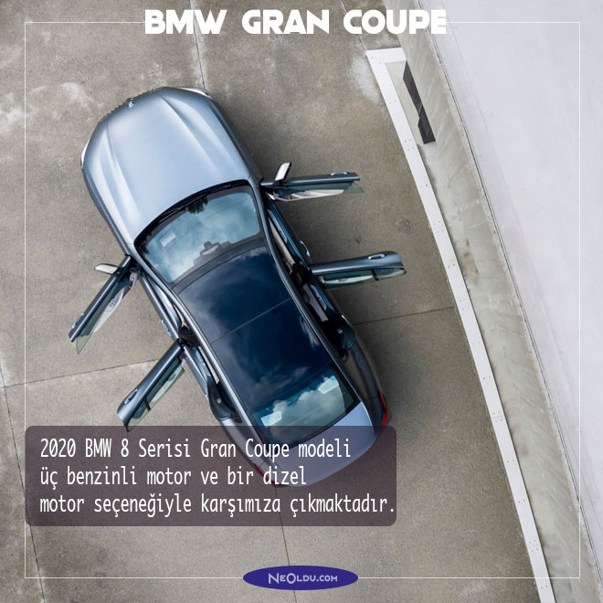 BMW Gran Coupe 2020 inceleme