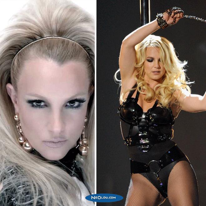 Britney Spears Eski Hali