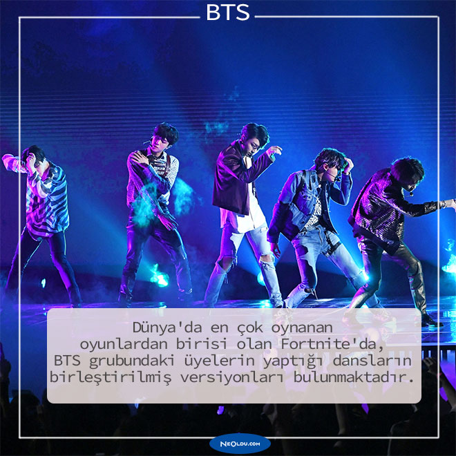 BTS Hakkında Bilgiler