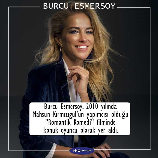 Burcu Esmersoy Hakkında Bilgi