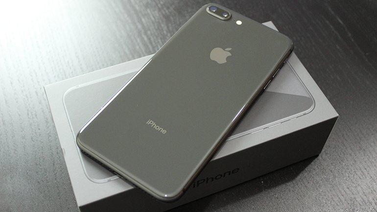 büyük ekranlı telefon iphone 8 plus