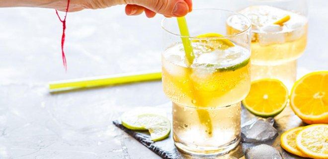 buzlu limonata