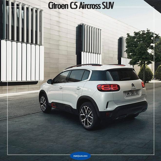 Citroen C5 Aircross SUV İnceleme
