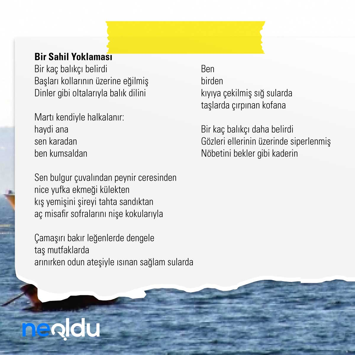 Cahit Zarifoğlu Şiirleri