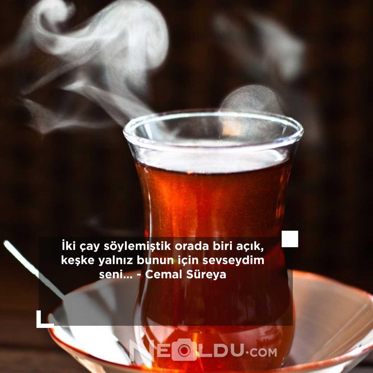 Çay Sözleri