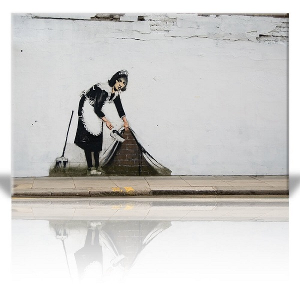 çevre kirliliği sanat eseri