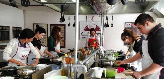 Yemek Kursları-Chef's İstanbul