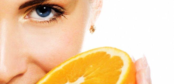 Cilt Lekelerine C Vitamini