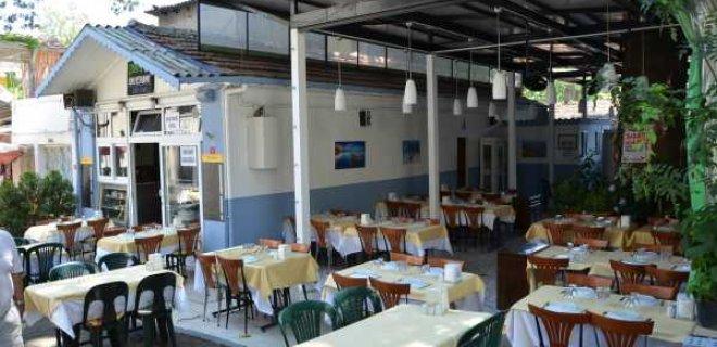 Kınalıada-Çınaraltı Restaurant