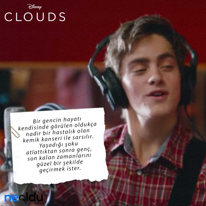 clouds filminin konusu
