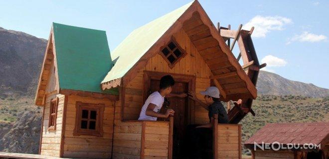 çocuk köyü