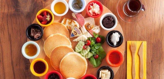 Cookline Pancakes Bağdat Caddesi