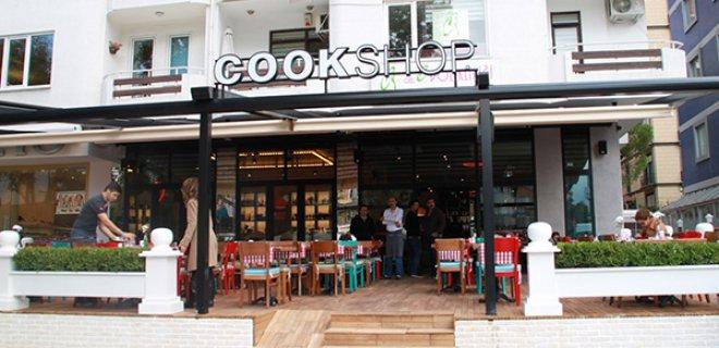 Cookshop Bağdat Caddesi