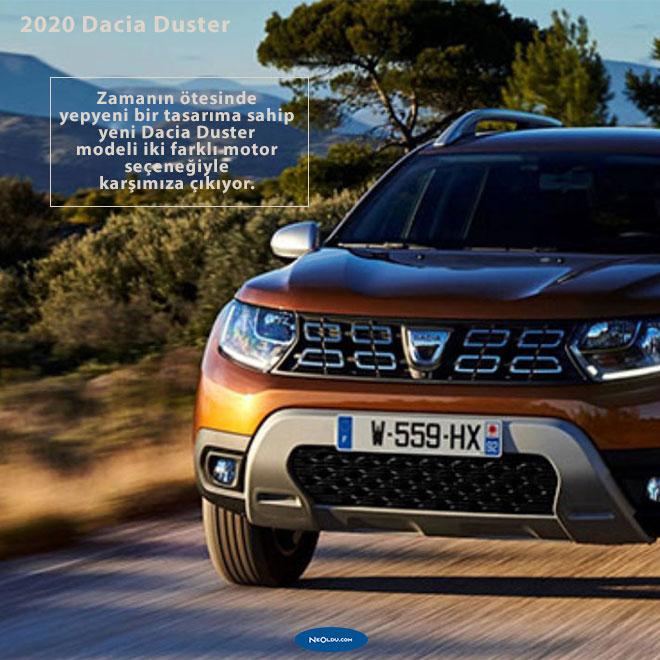 Dacia Duster 2020 İnceleme