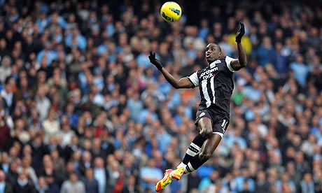 demba ba newcastle united