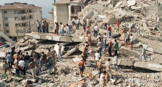 marmara depremi