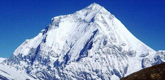 Dhaulagiri Dağı