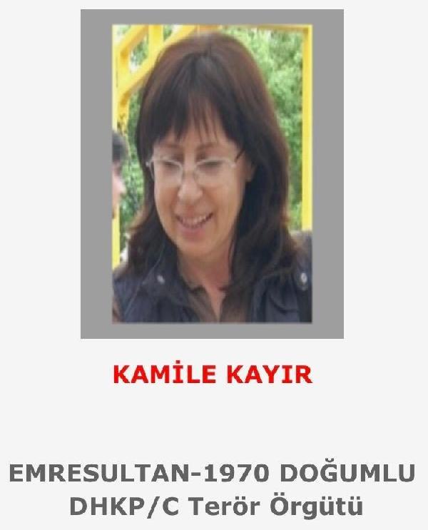 DHKP-C Sözde Türkiye Sorumlusu Yakalandı
