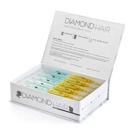 diamond saç bakım