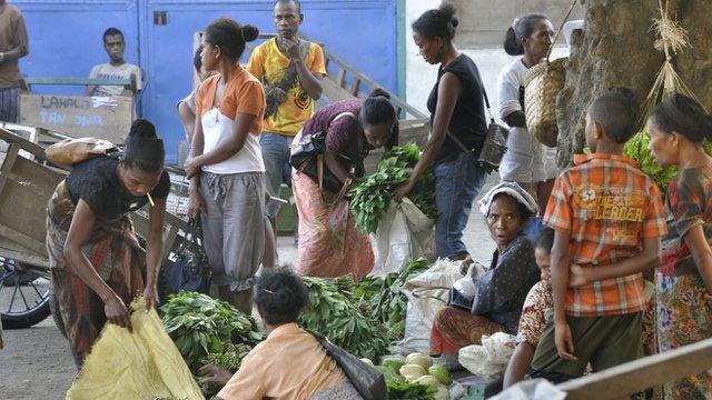 doğu timor ülke