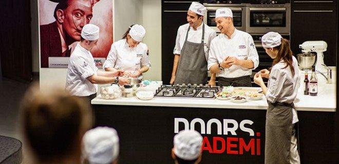 Yemek Okulları-Doors Akademi