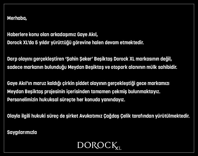 Dorock XL Şahin Şeker Açıklaması