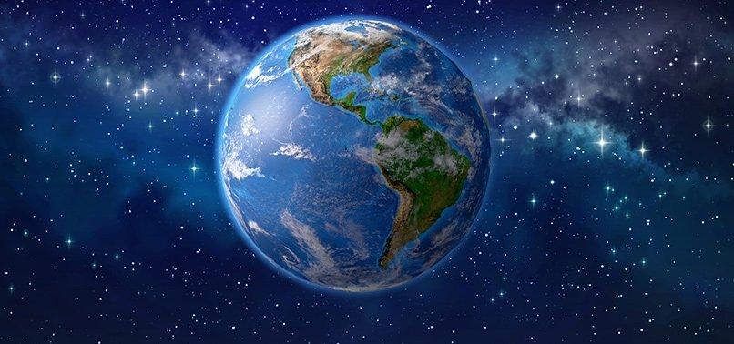 dünyanın şekli ve hareketleri