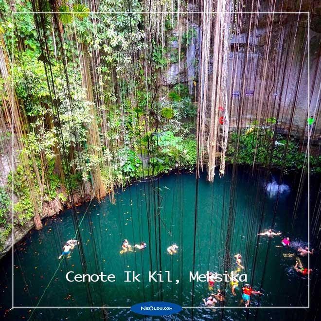 Dünyanın En Güzel Doğal Havuzu