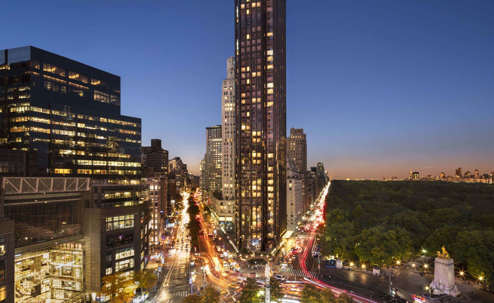 dünyanın en lüks ve pahalı otelleri trump ınternational hotel