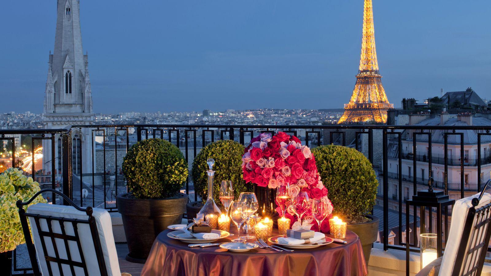 dünyanın en lüks ve pahalı otelleri fransa