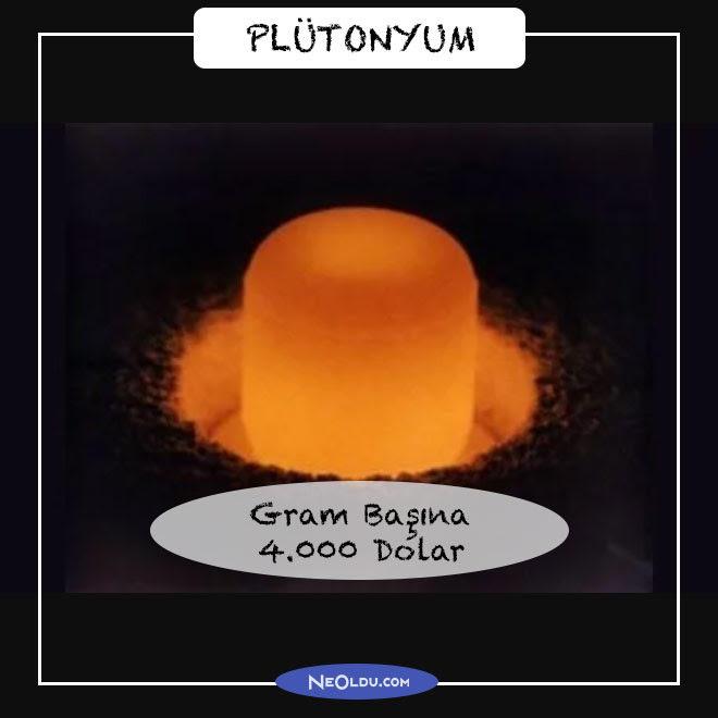 Dünyanın En Pahalı Elementi