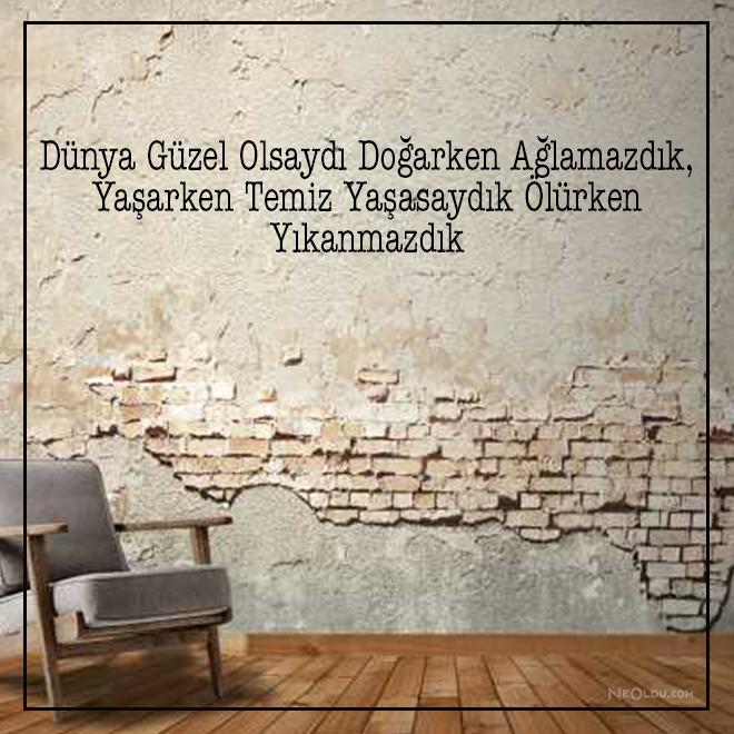duvar yazıları ve sözleri