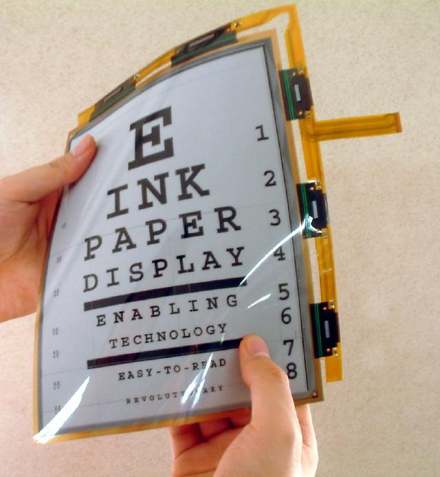 e-mürekkep