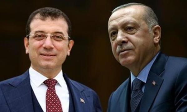 ekrem imamoğlu recep tayyip erdoğan