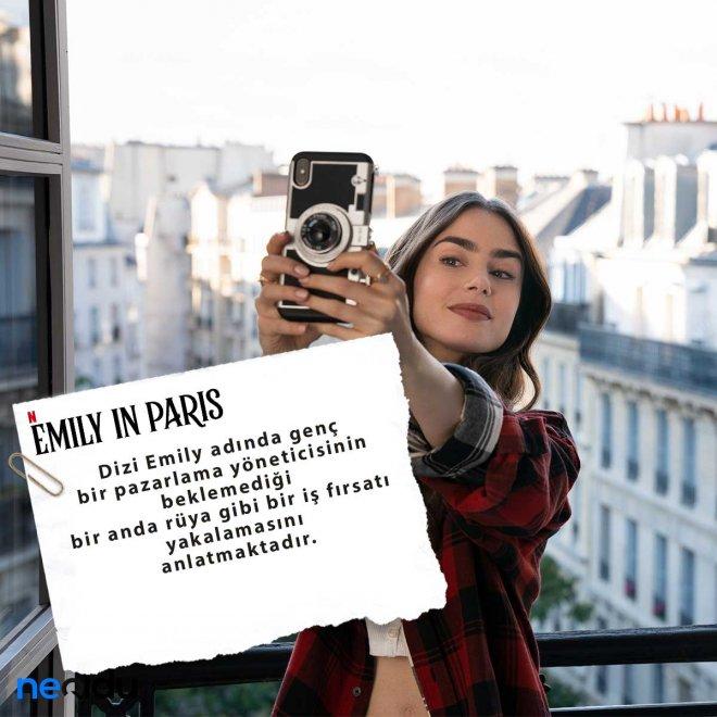 Emily in Paris konusu