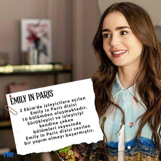 Emily in Paris yayın tarihi