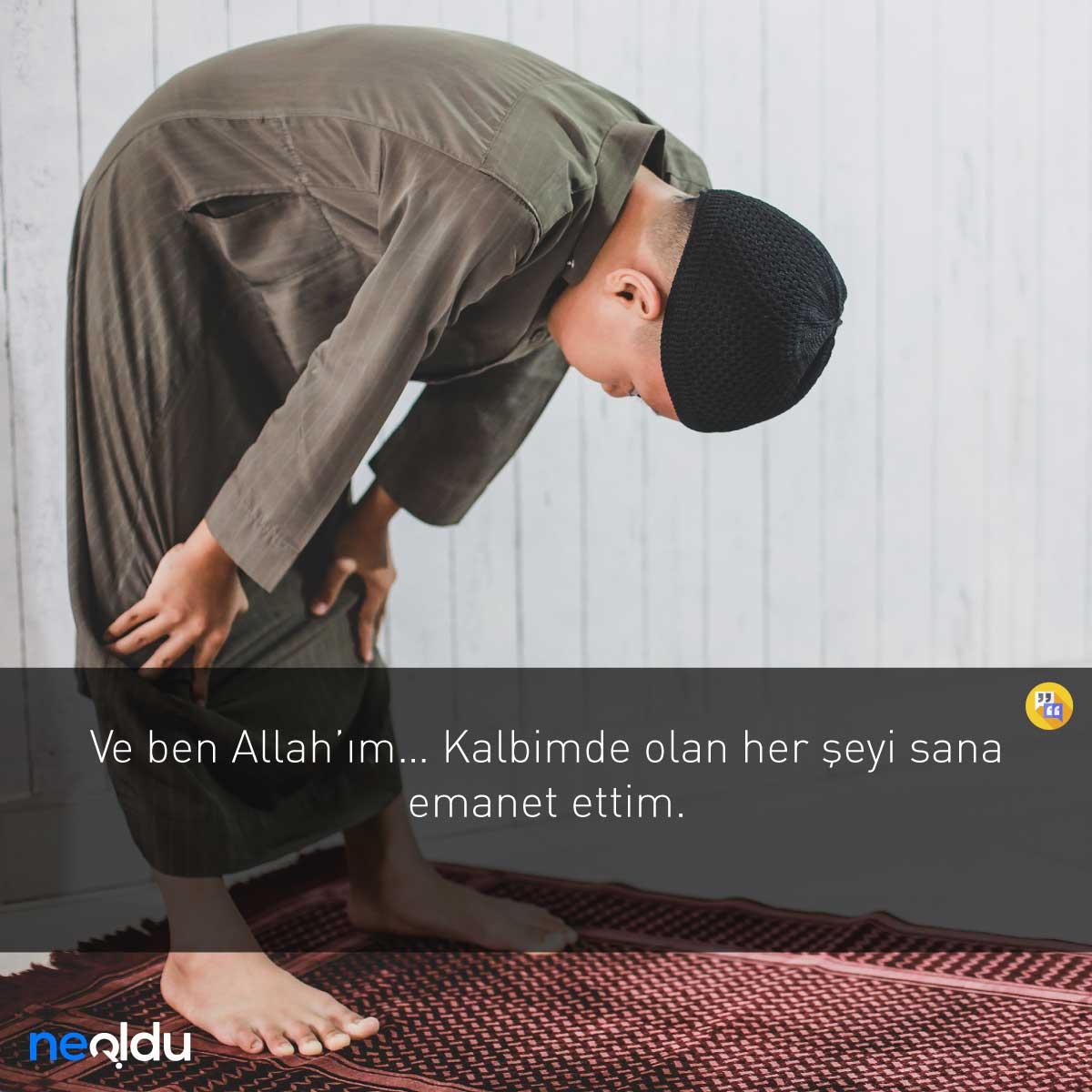 islami dini sözler