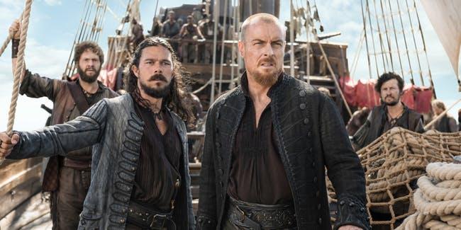 en iyi 10 tv dizisi black sails