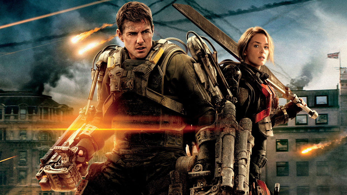 en iyi aksiyon filmleri edge of tomorrow