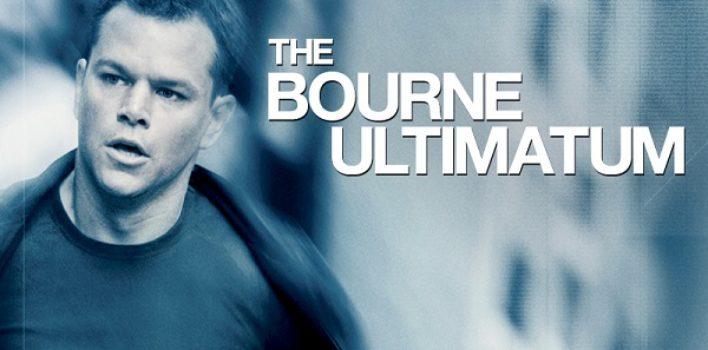 en iyi aksiyon filmleri the bourne ultimatum