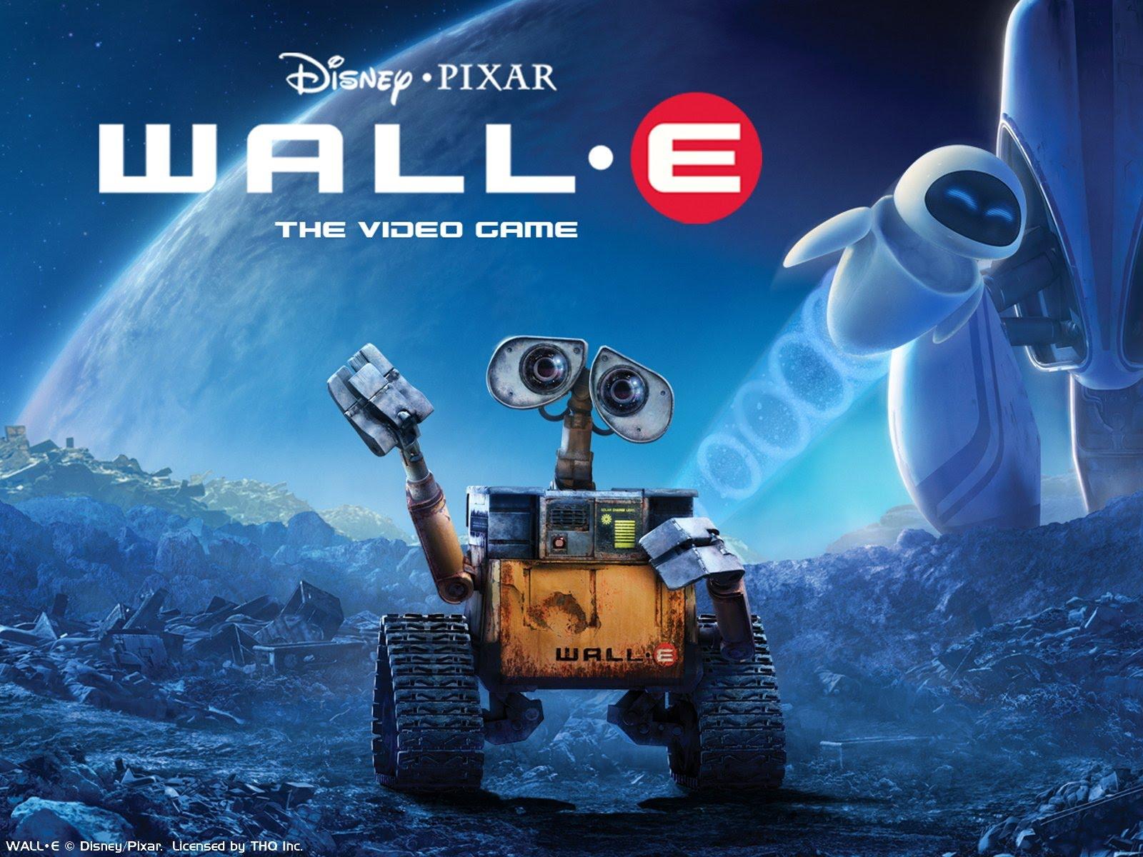 en iyi animasyon filmleri wall-e