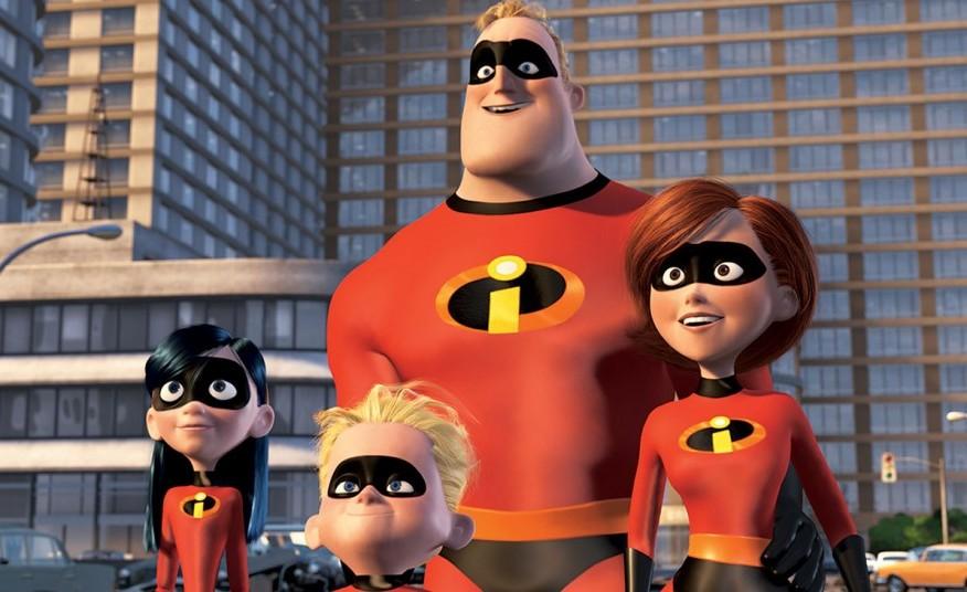 en iyi animasyon filmleri inanılmaz aile