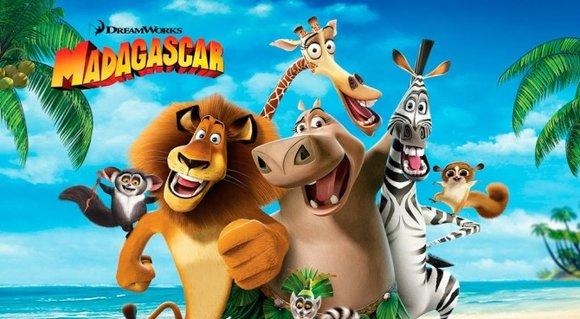 en iyi animasyon filmleri madagascar