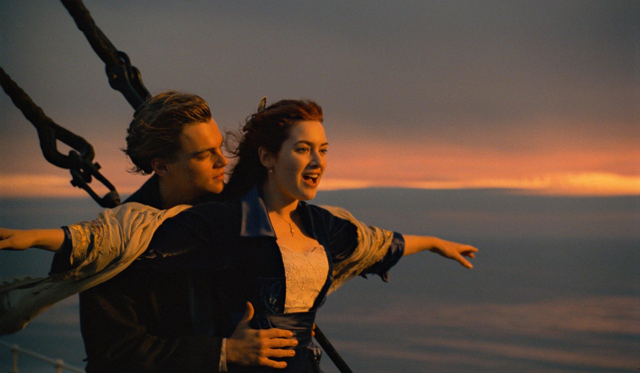 en iyi aşk filmleri titanic