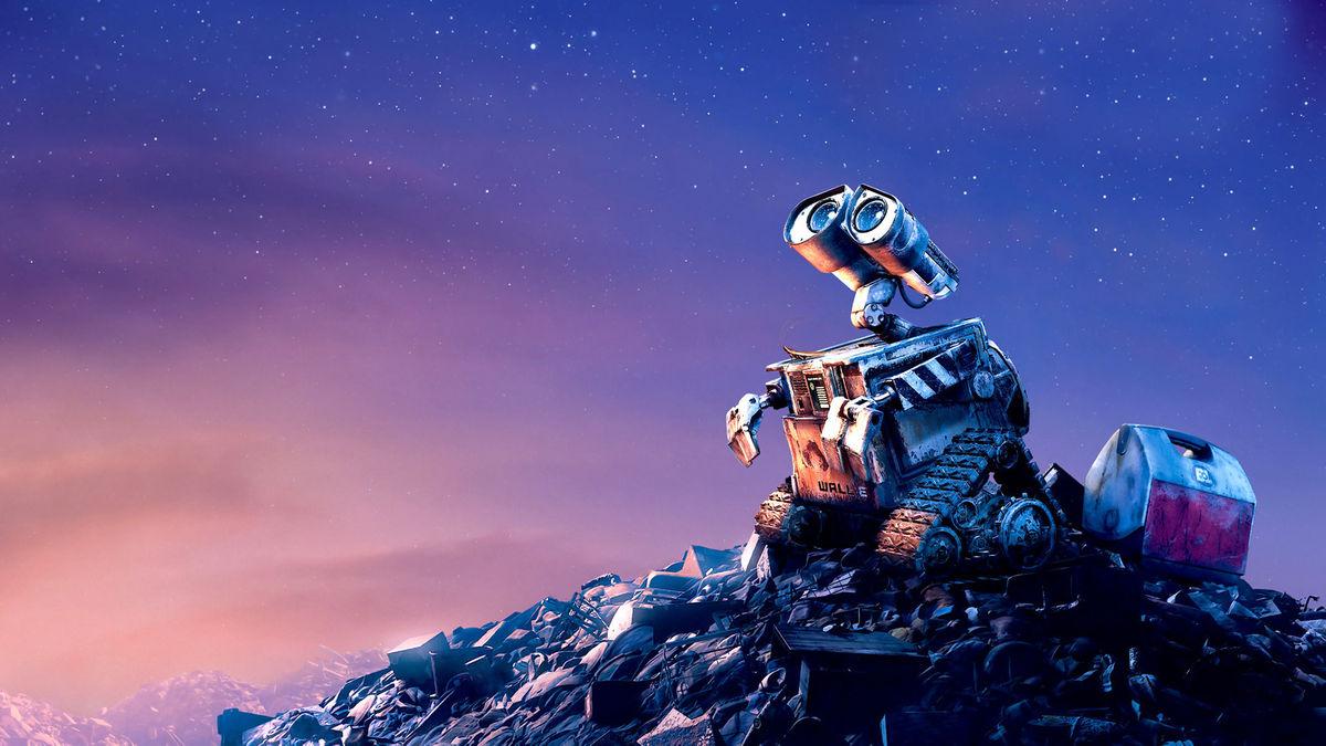 en iyi bilim kurgu filmleri wall e