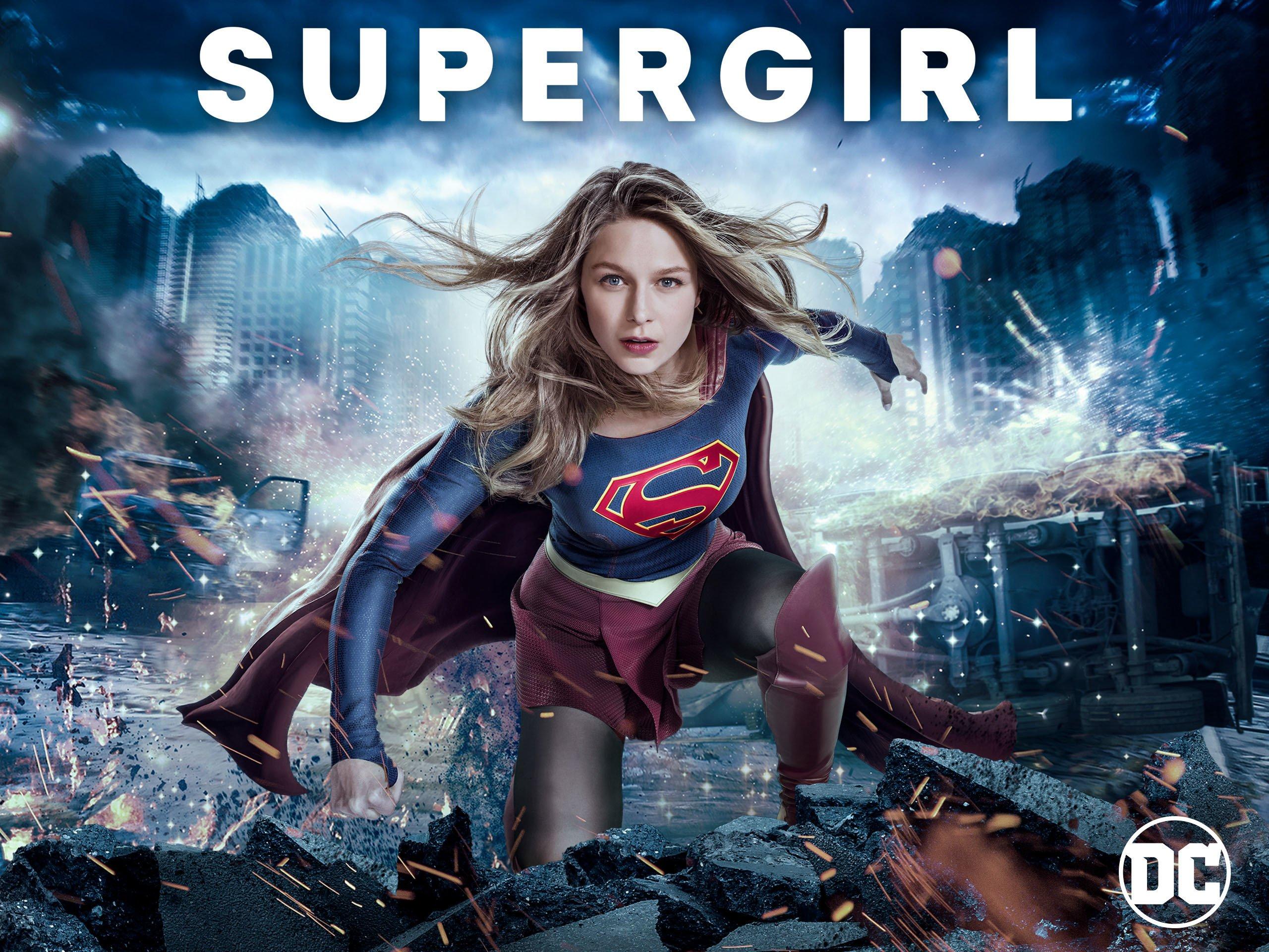 en iyi dc dizileri supergirl