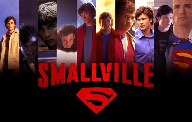 en iyi dc dizileri smallville